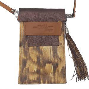 Cuelga-móvil Feeling Wood