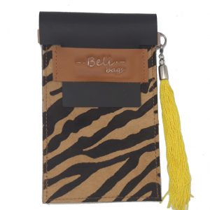 Cuelga-móvil Tiger Print