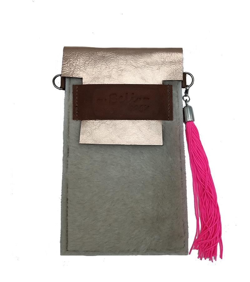 Bolsos y mochilas de piel artesanales