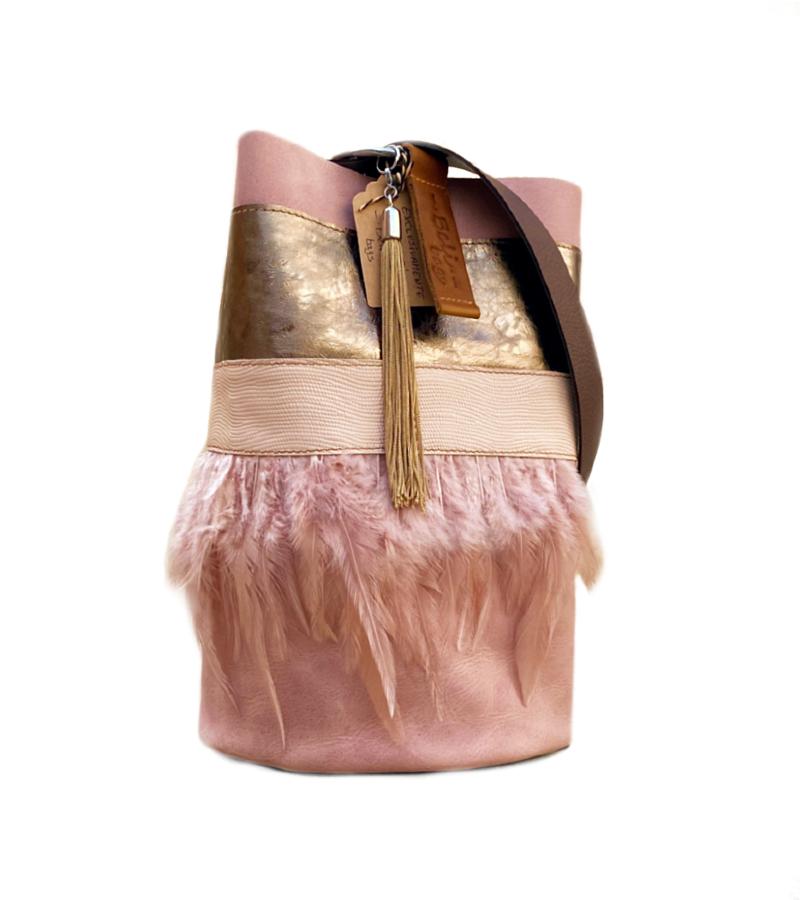 Bolsos y mochilas de piel
