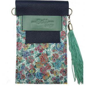 Cuelga-móvil Mosaico Floral